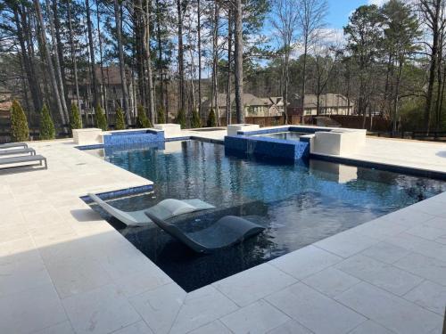 Custom Pool Design March 2020