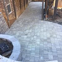 Custom Paver Installations